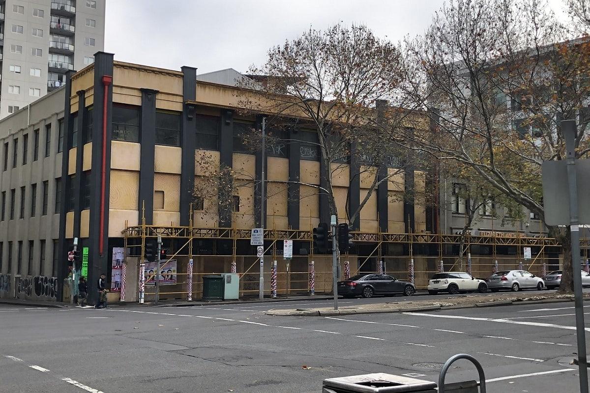 Latest update for Aspire. Demolition in progress. Image Credit: worzil at Skyscrapercity.com