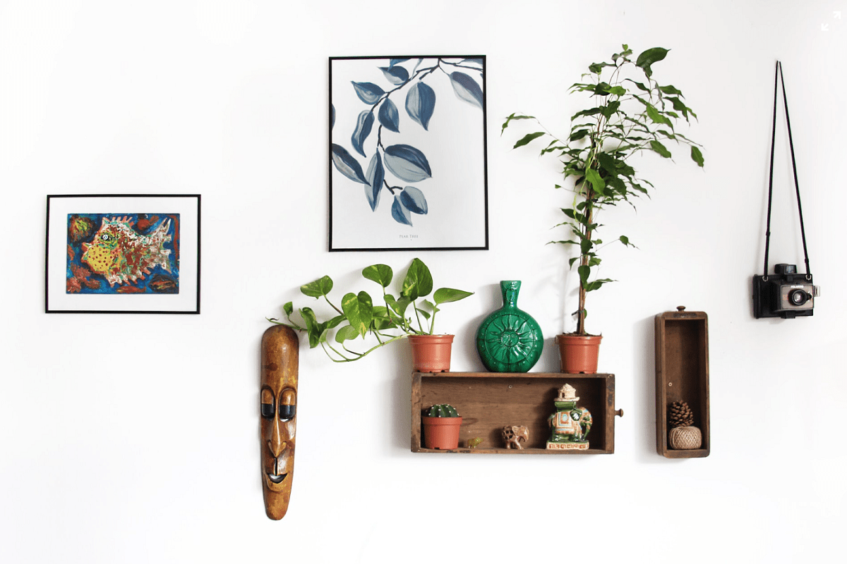 A look at 2019's top interior decor trends