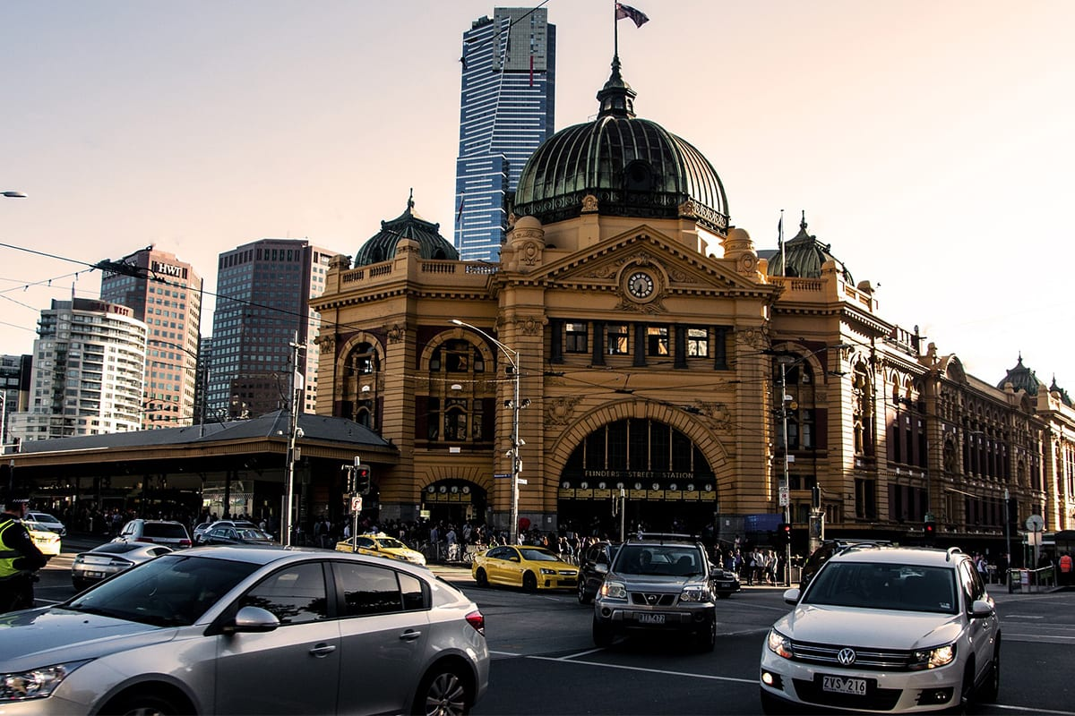 The Grattan Institute nominates congestion charging rates for Melbourne