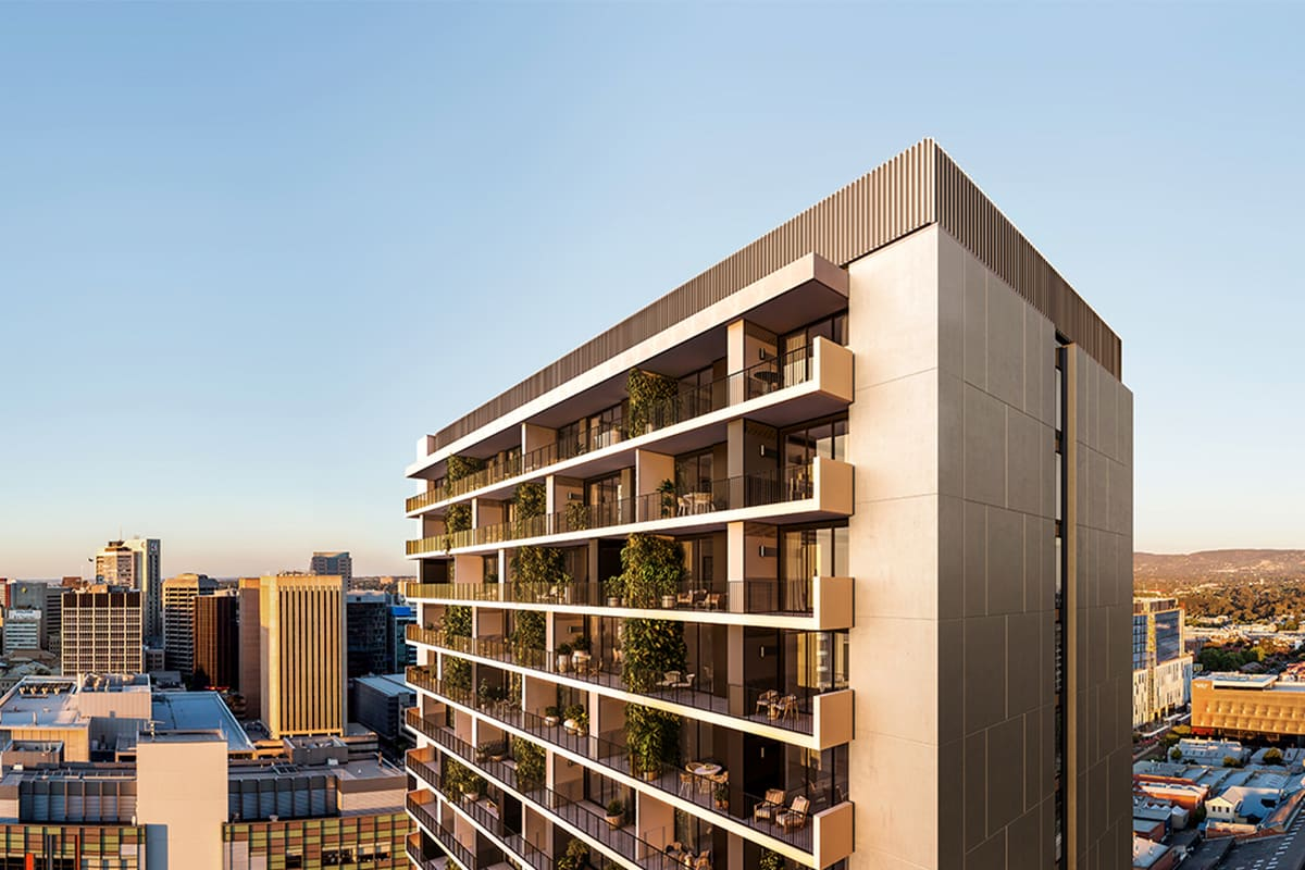 Maxcon appointed as builder for Adelaide's Penny Place development