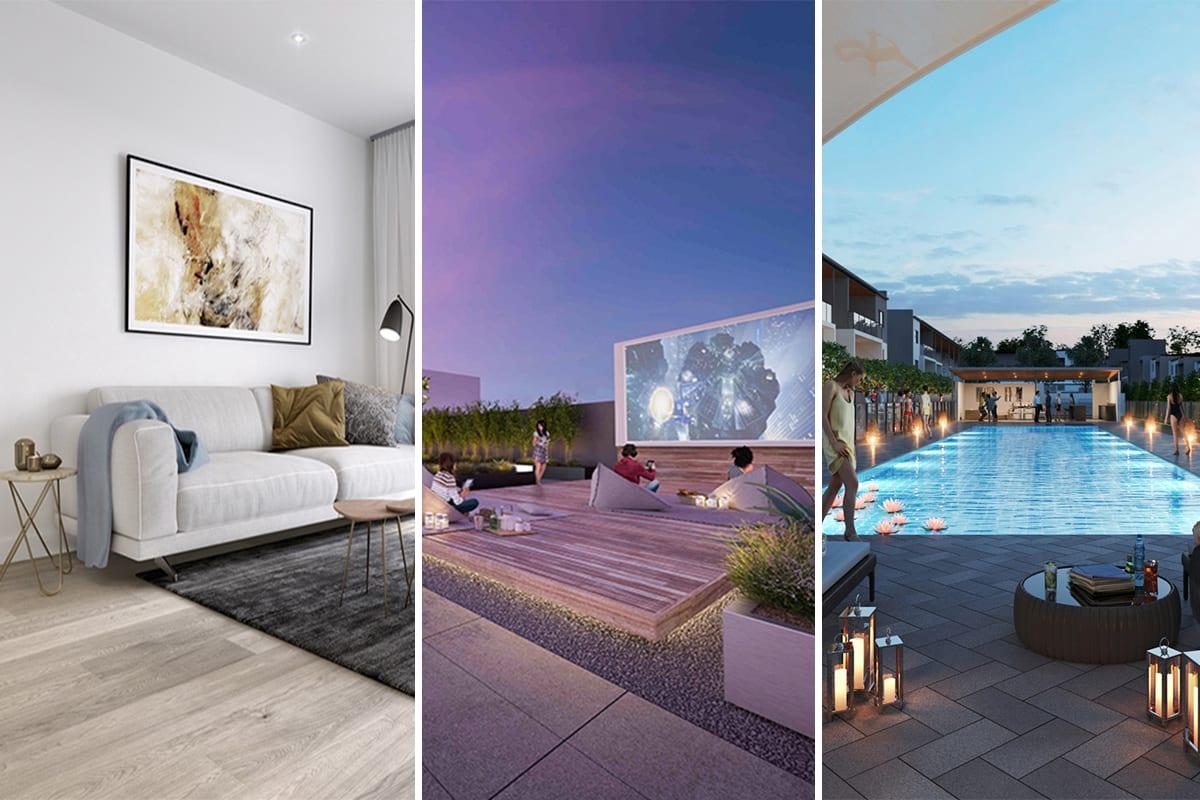5 Perth apartments under $385k