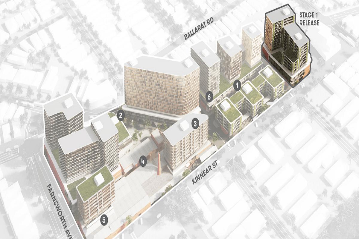 Master plan vision for Live City. Image by livecity.com