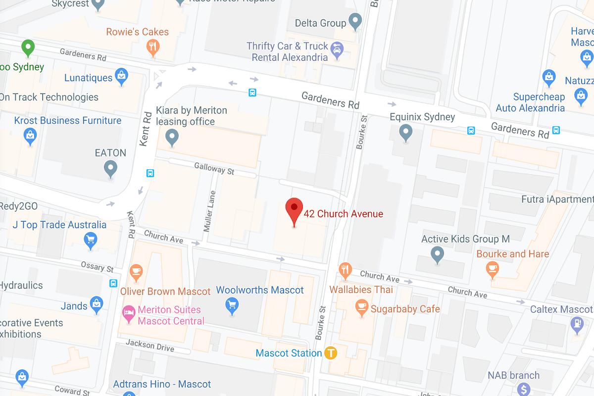 Spectrum location