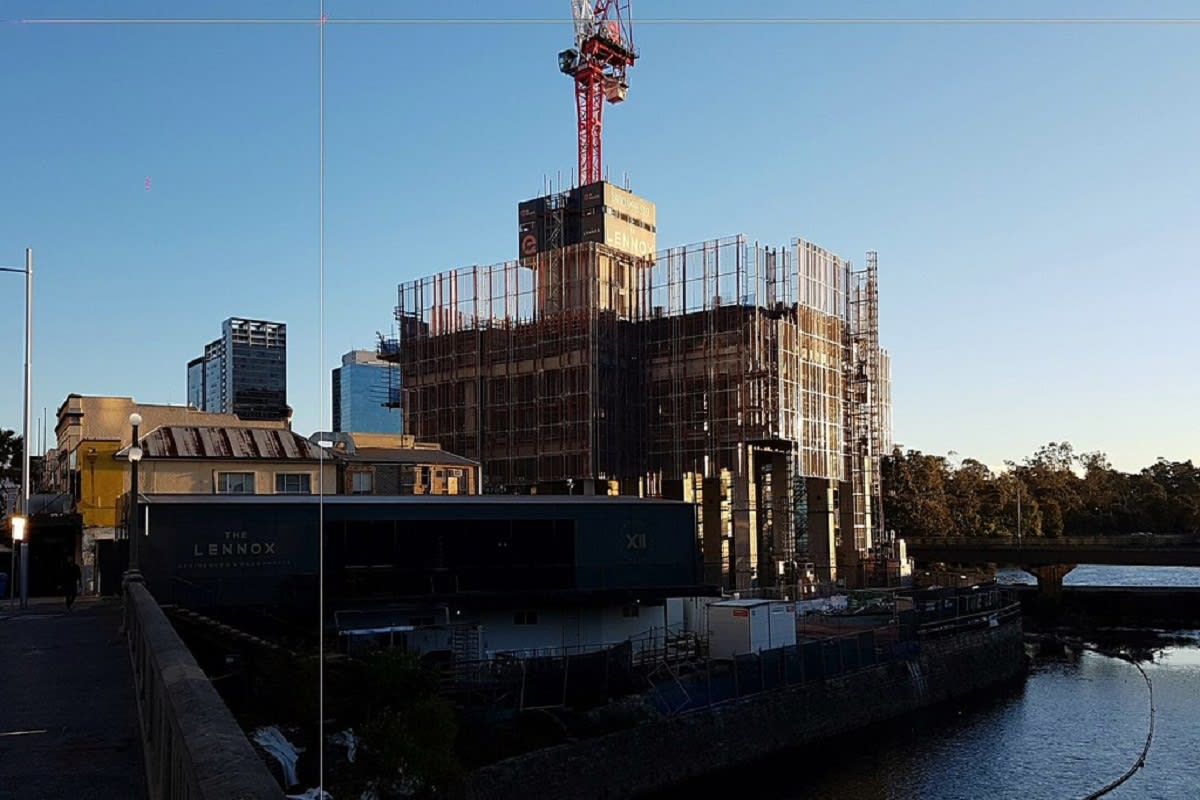 The latest construction update by parraman from skyscrapercity.com