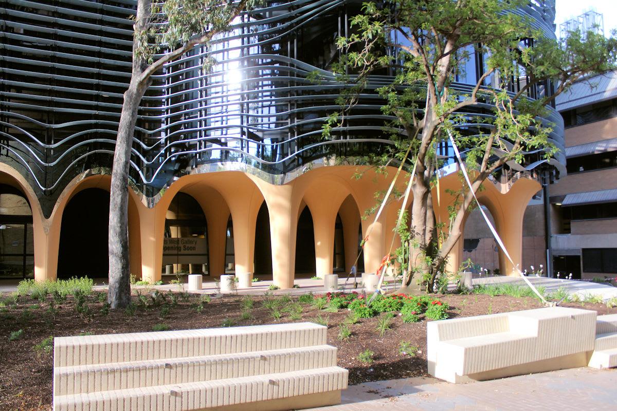 Arts West fits best for Melbourne University