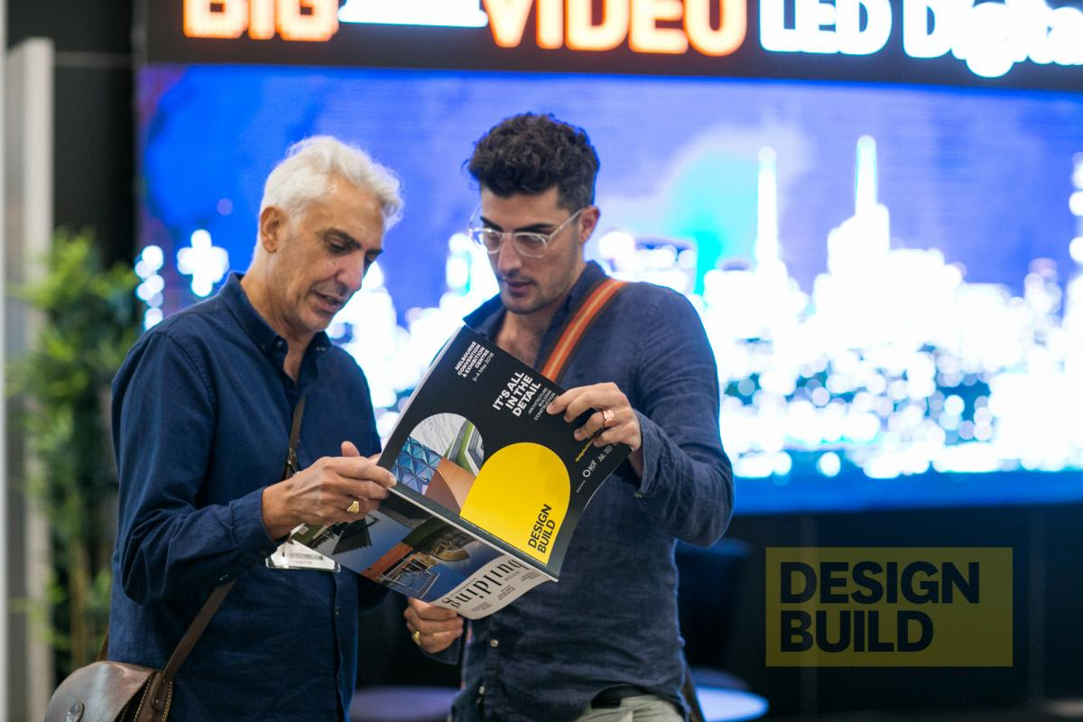 DesignBUILD 2019: Seminars you won't want to miss this year