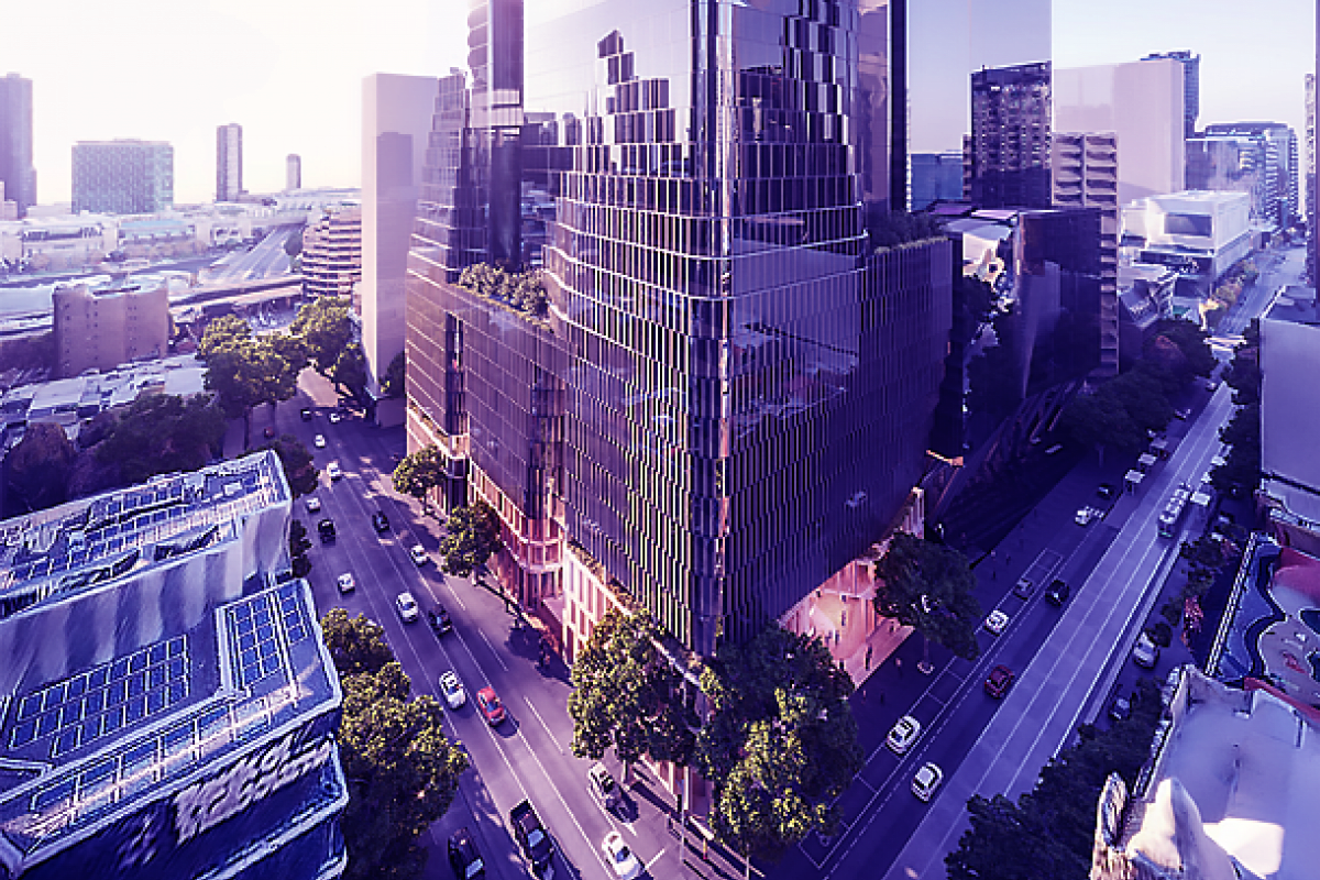 Charter Hall unveils $1.5 billion redevelopment of 555 Collins Street