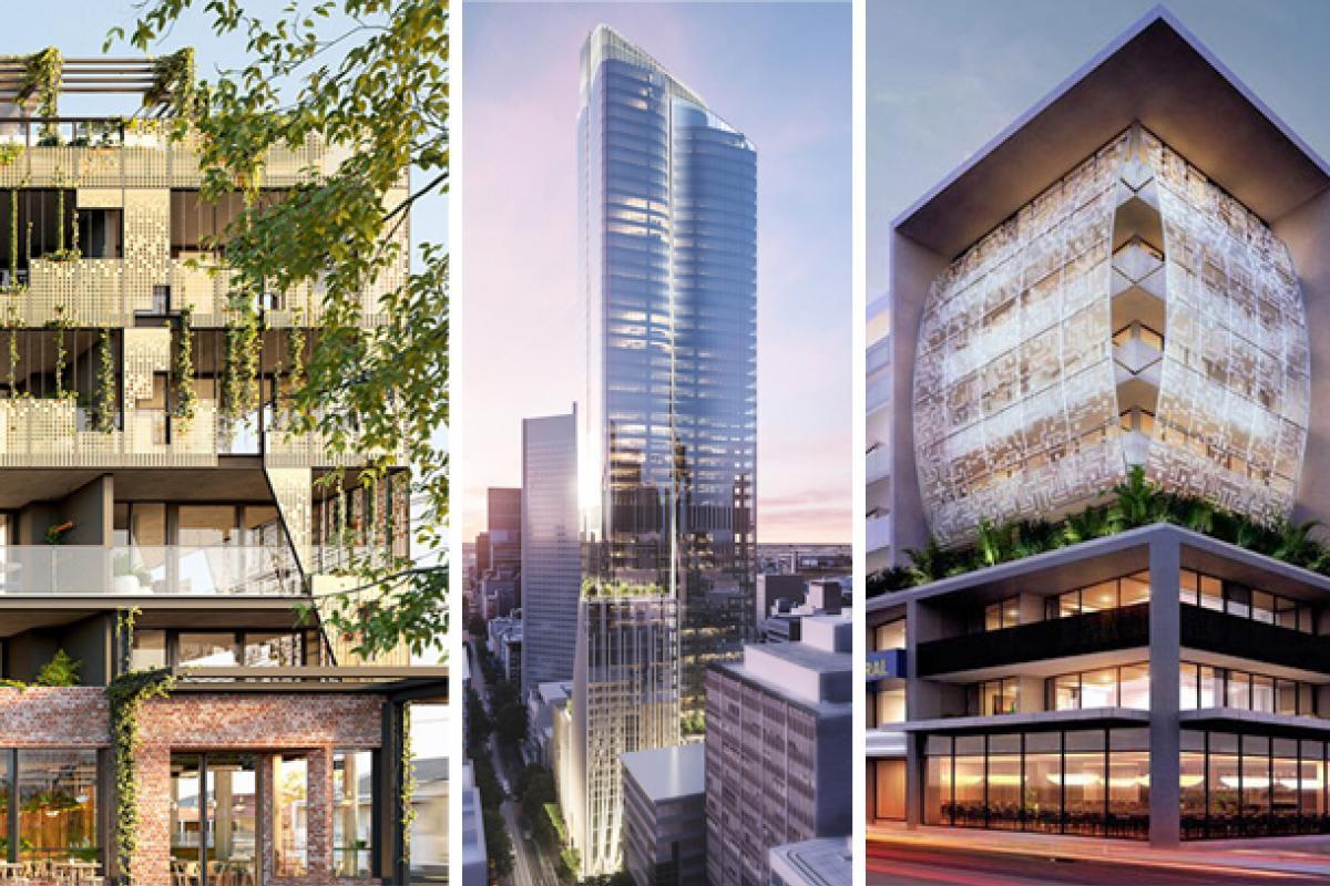 5 of Melbourne's environmentally conscious new-development highlights