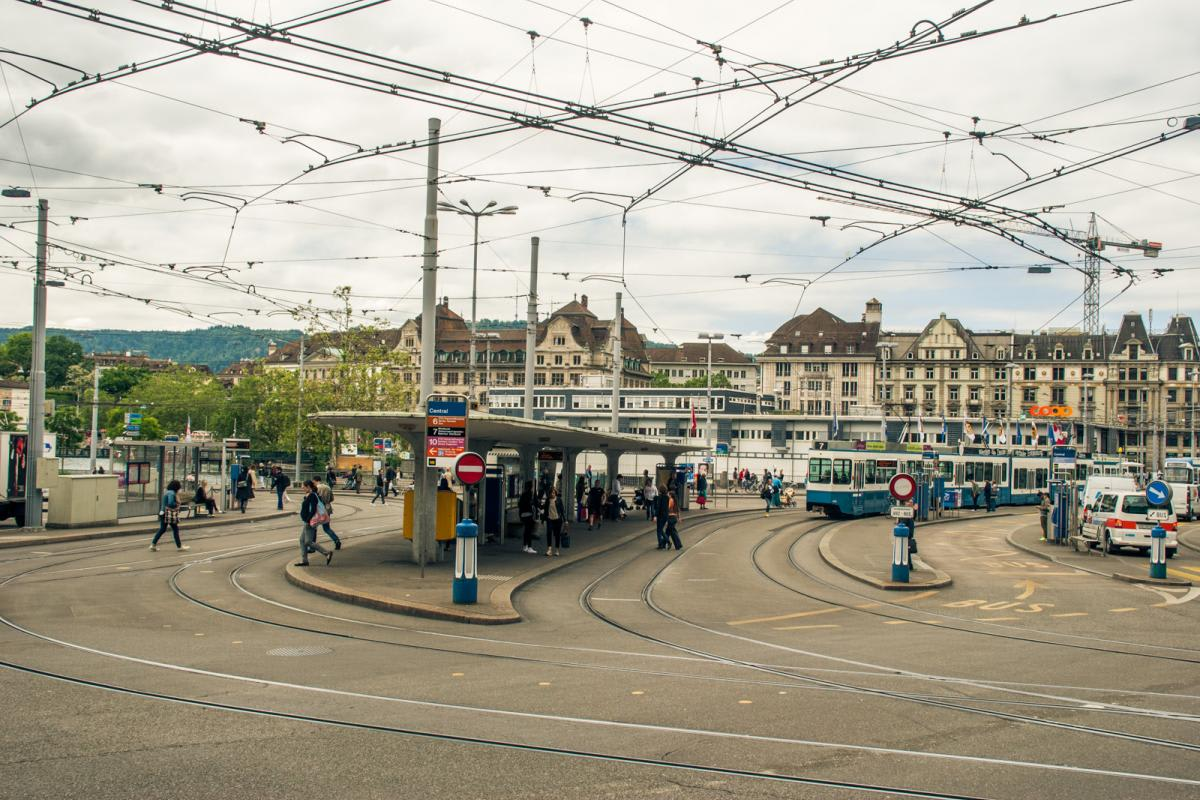 Lessons for Fishermans Bend: Zürich
