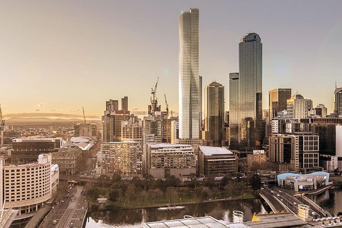 Planning Application > 15-35 Thistlethwaite Street, South Melbourne