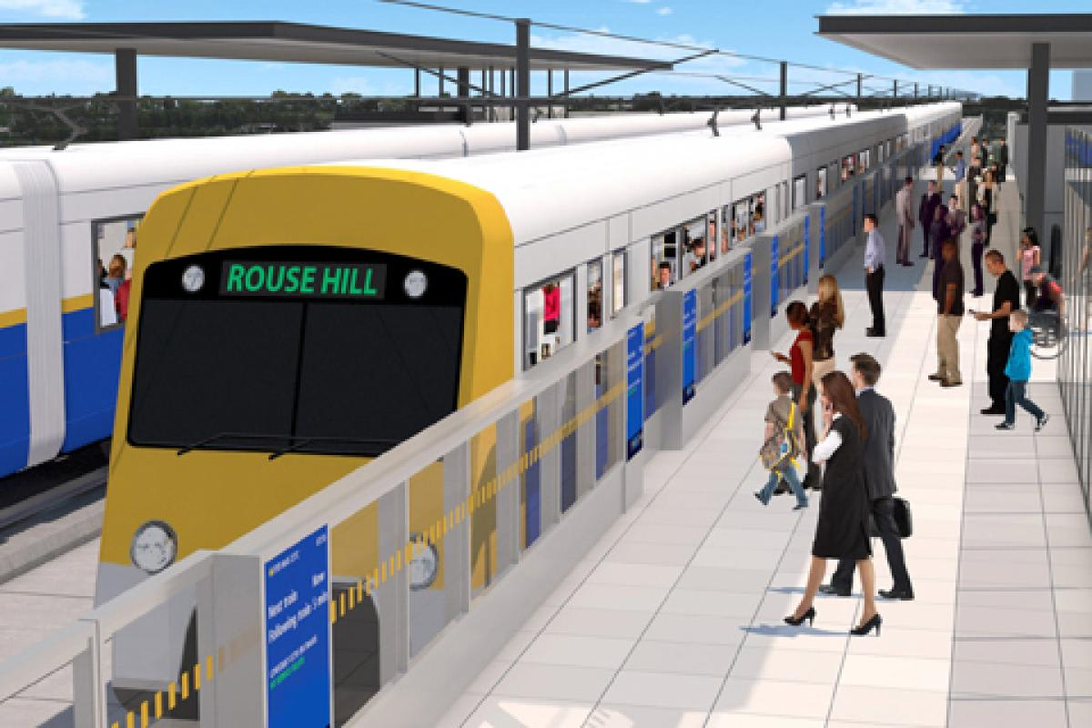 Metro Trains Melbourne to operate Sydney's North West Rail Link