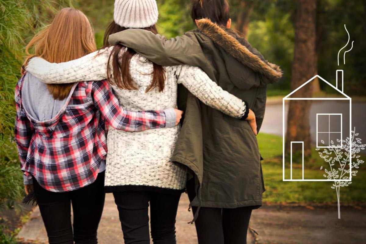 Kickstarter Campaign: Homes for Homeless Youth