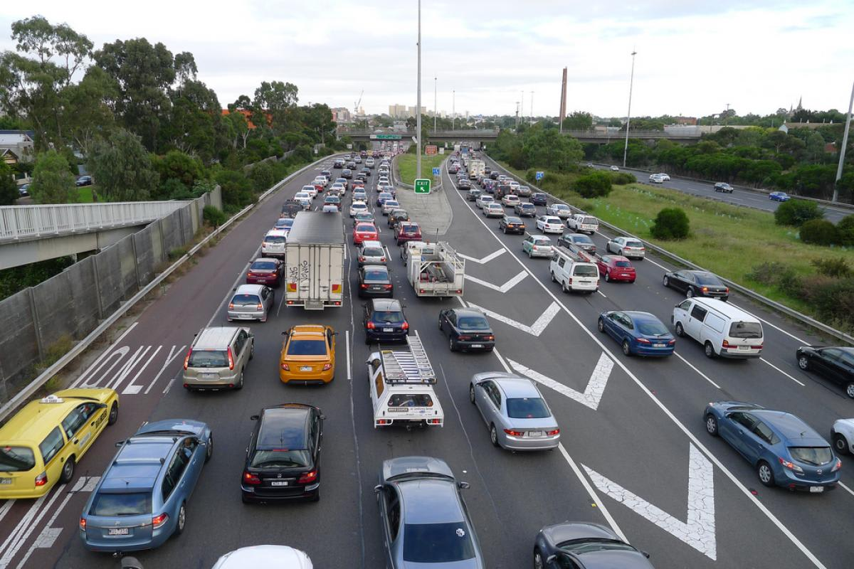 Making road users pay could clear infrastructure gridlock