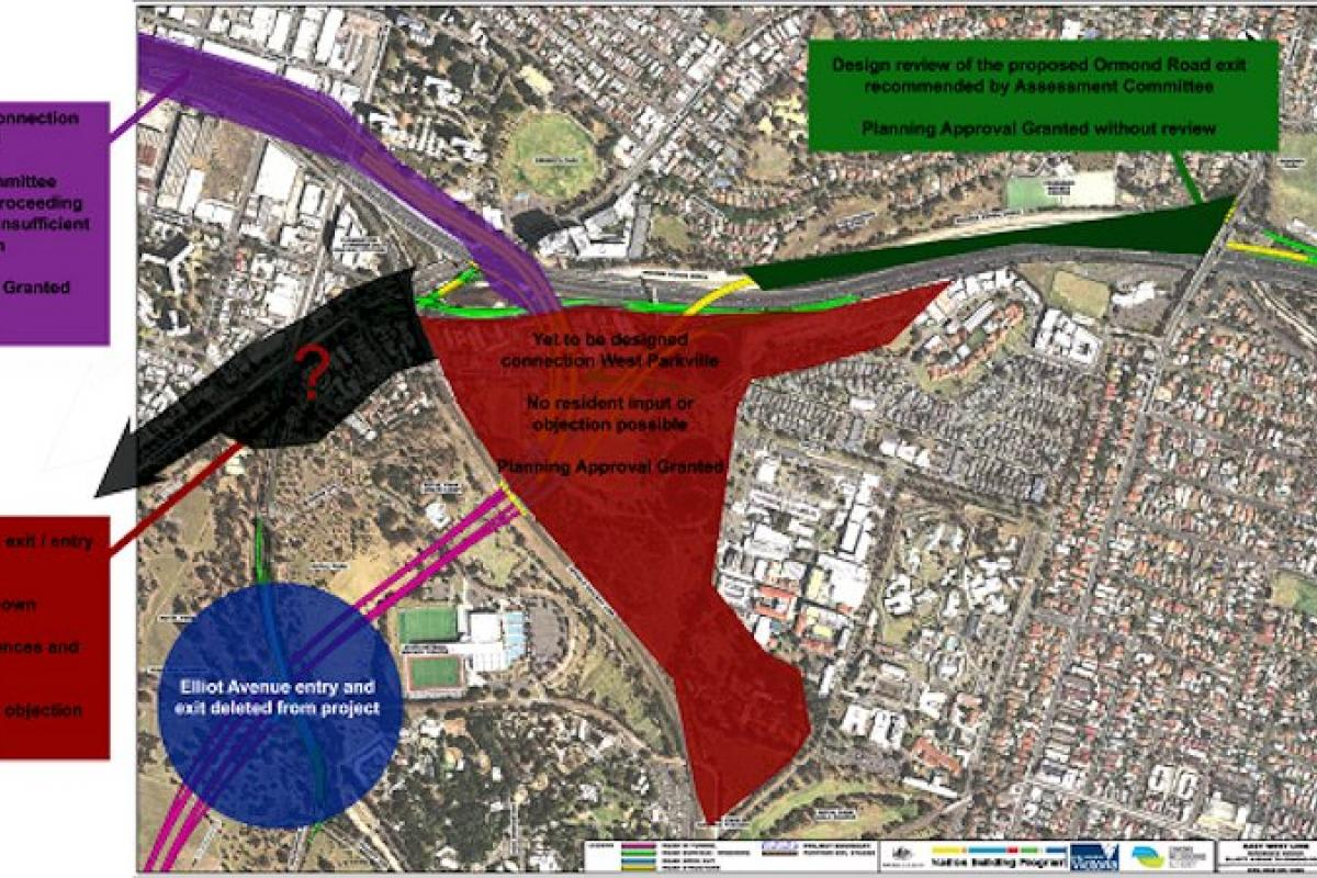 Planning to Fail: East West Link (Part 2)