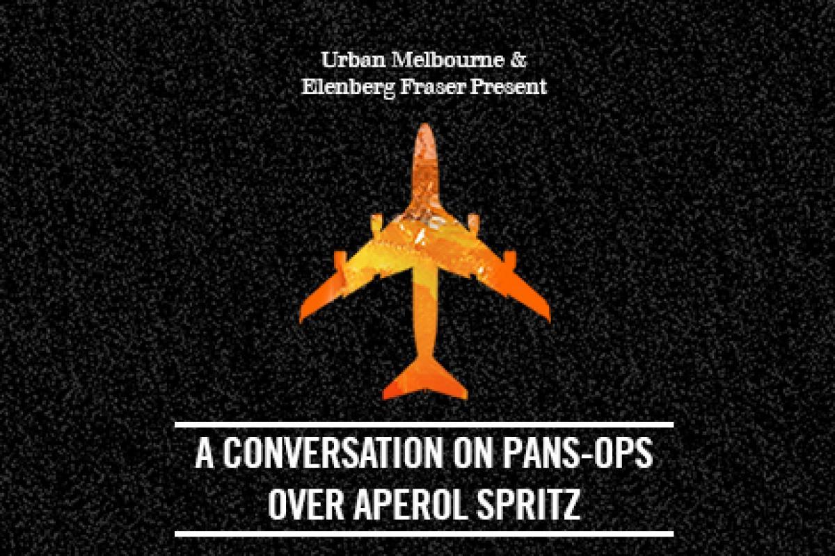 Urban Melbourne and Elenberg Fraser present: A conversation on PANS-OPS