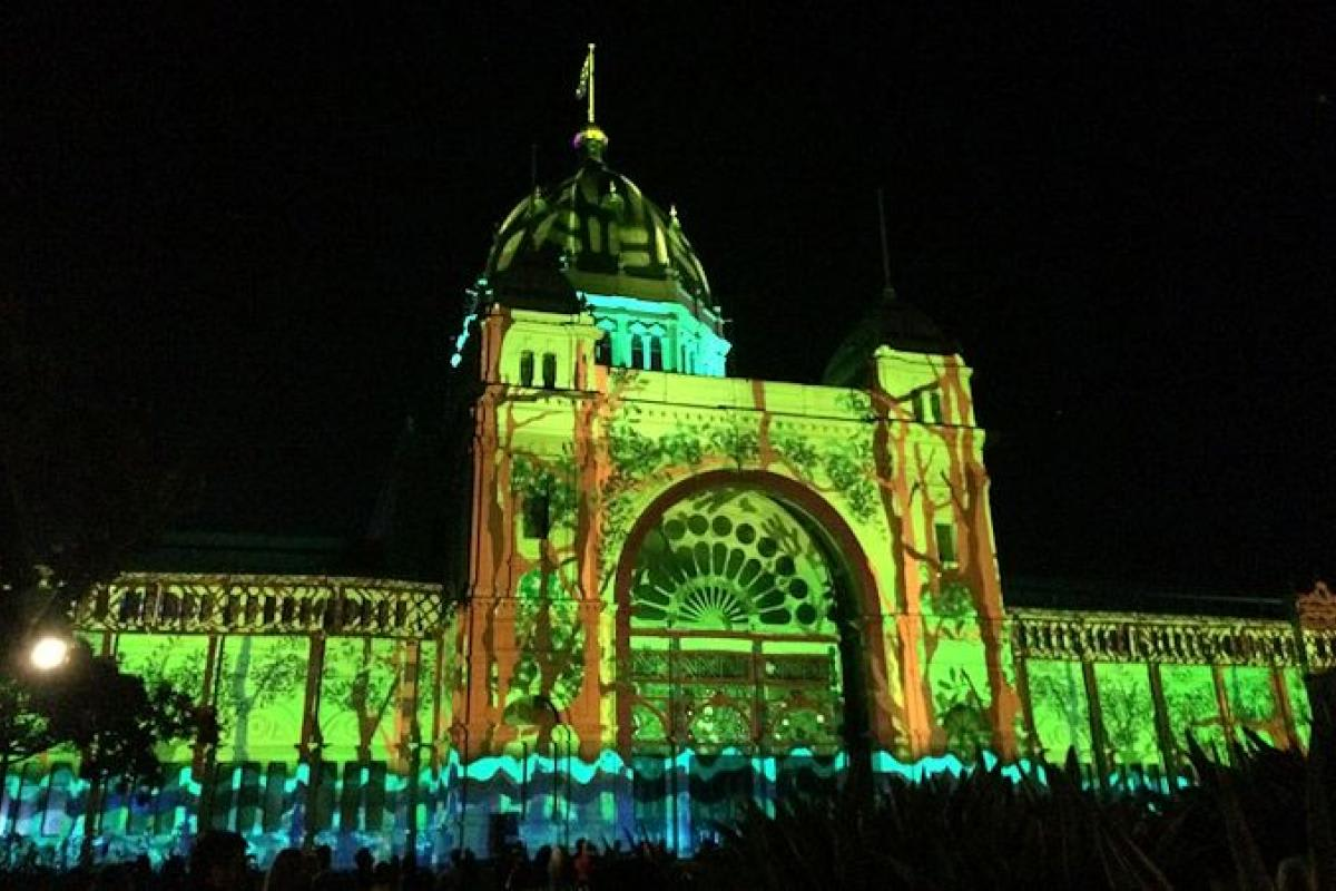 White Night Melbourne 2016