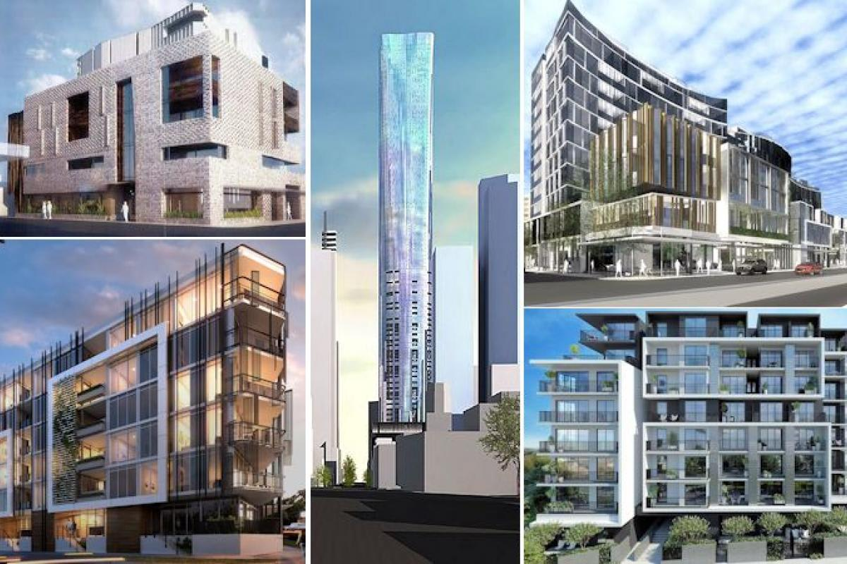 Urban Melbourne's Project Database booms
