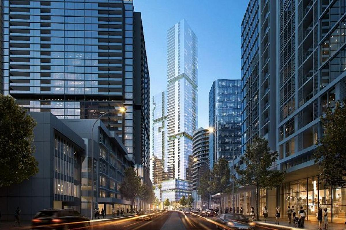 Stockland plans to supersize its St Leonards renewal opportunity