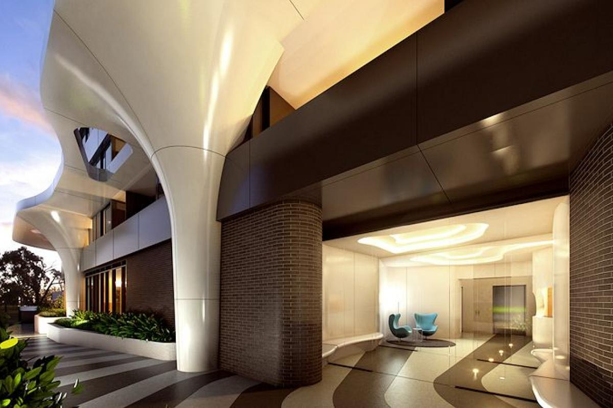 Queens Domain a showcase for quality apartment design