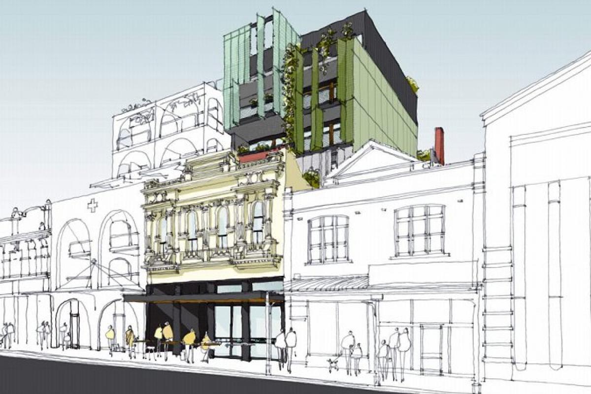 Brunswick's progressive apartment design dynamic gains another devotee
