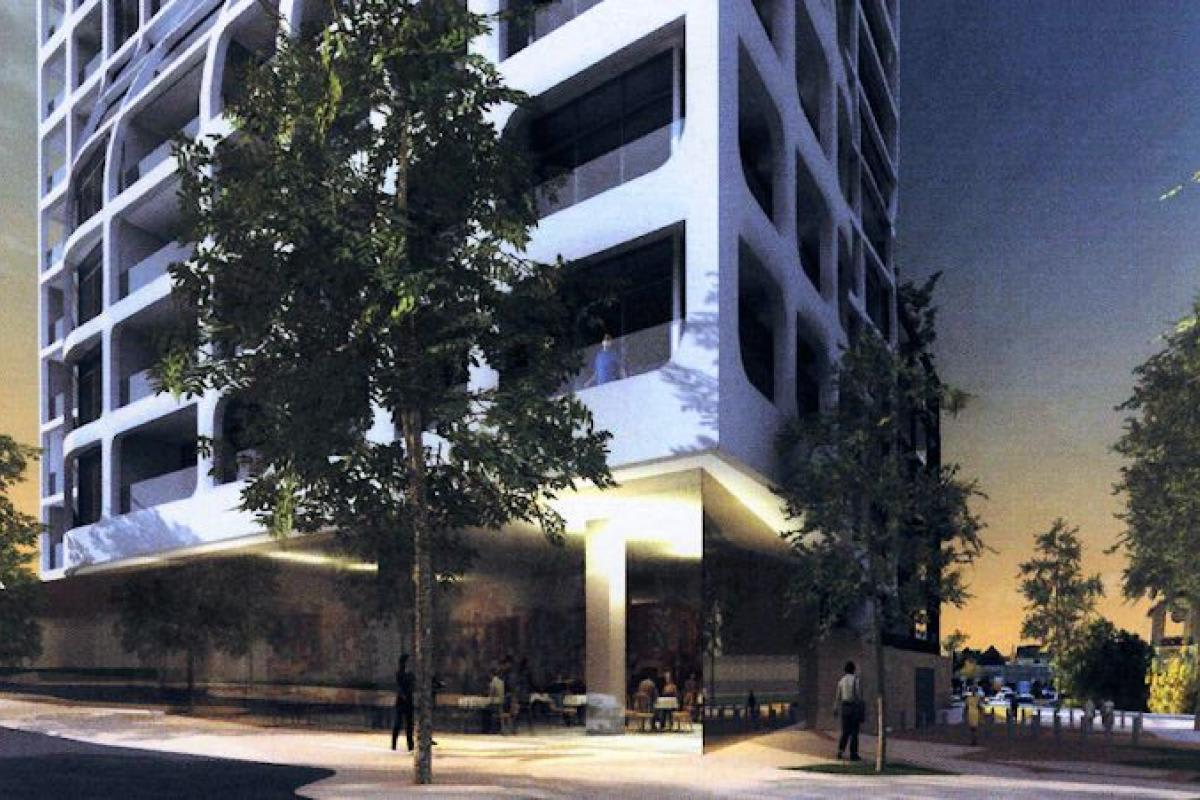 Leighton initiate the Readings Moonee Ponds transformation