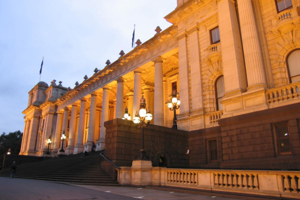 Architecture and Politics