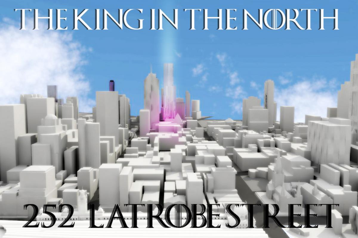 The King in the North: 224-252 LaTrobe Street