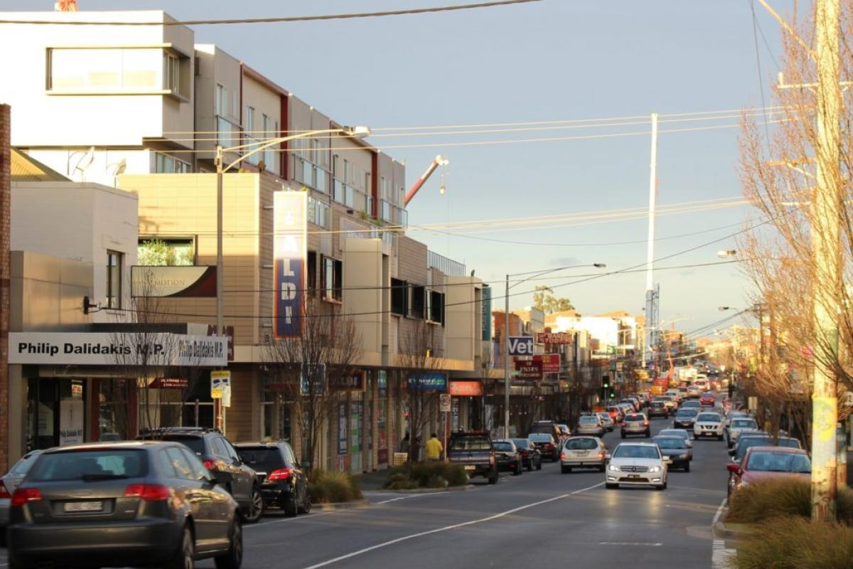 Bentleigh getting denser - and that's fine by me