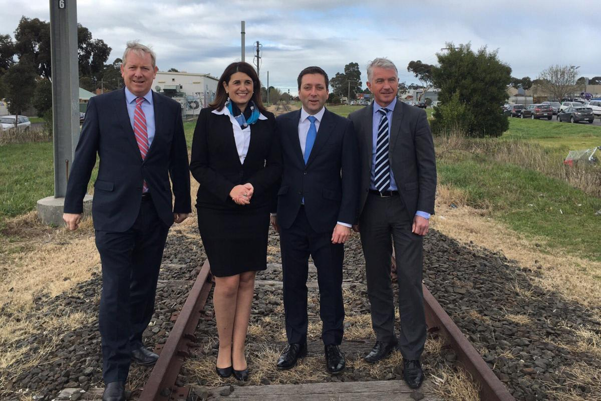 Victorian opposition commits to extending Cranbourne line if elected in November