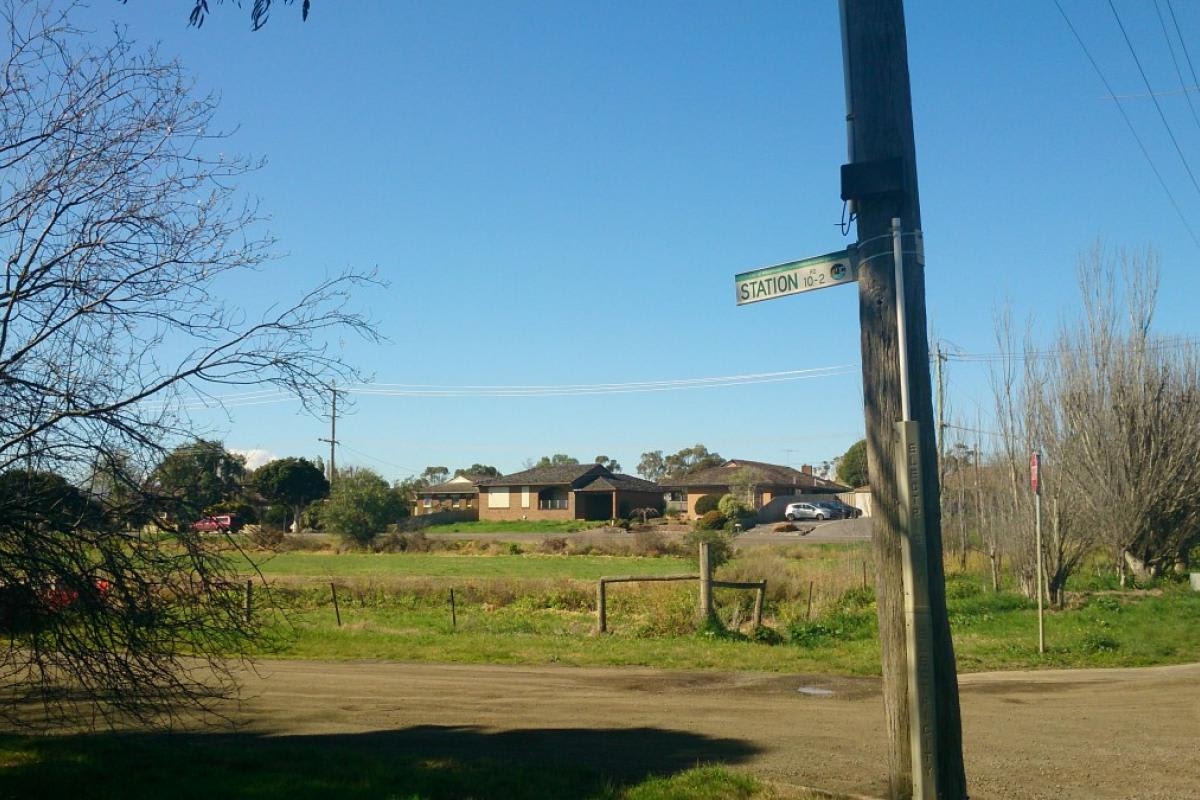 Should the Mernda rail extension project result in more intensive land uses?