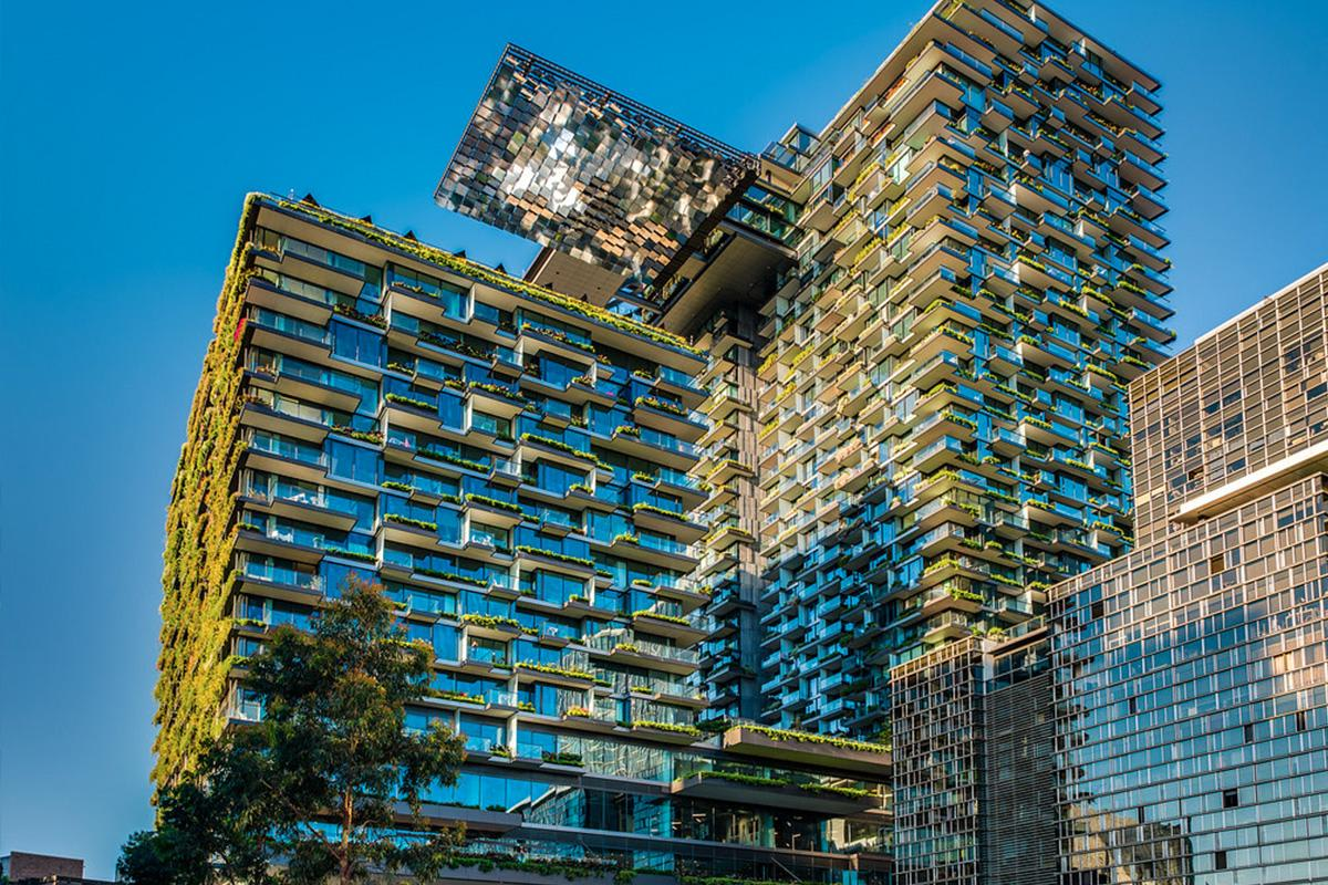 Fast track your development's sustainability credentials by opting for certified building materials