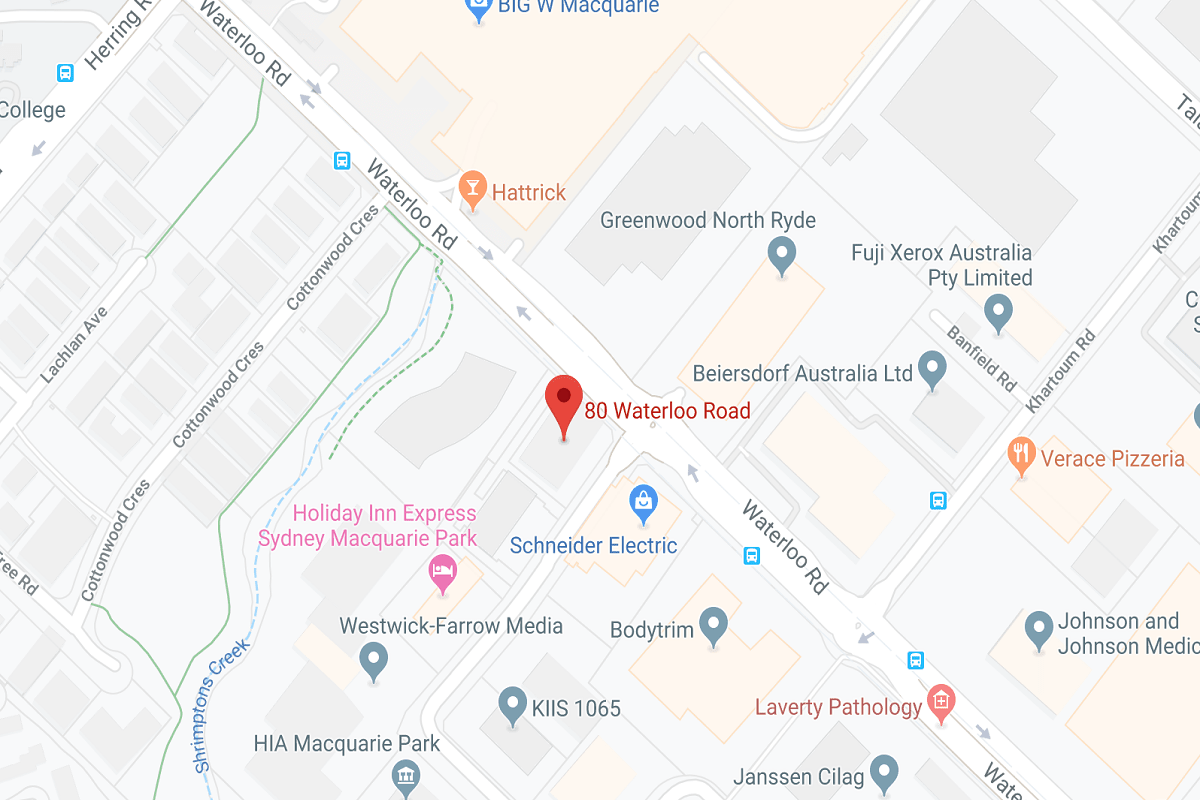 Park One location