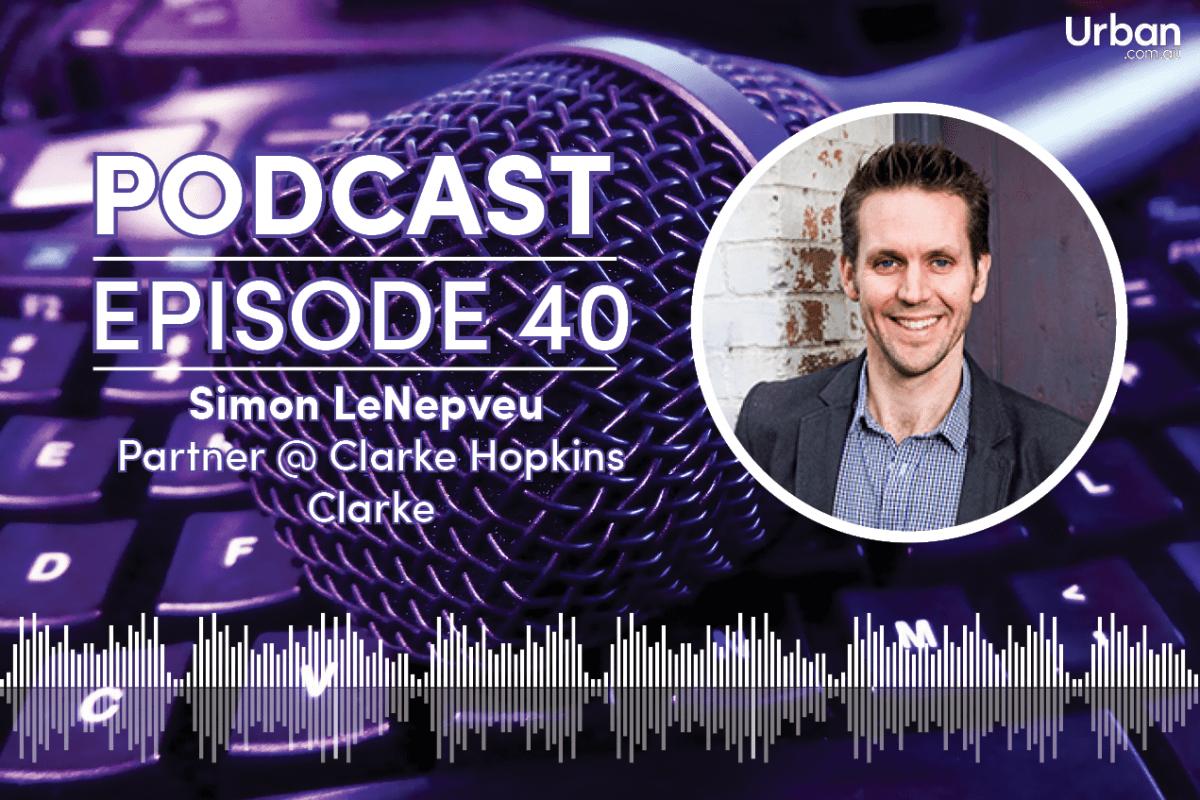 Weekly Podcast - Episode 40: CHC's Simon Le Nepveu