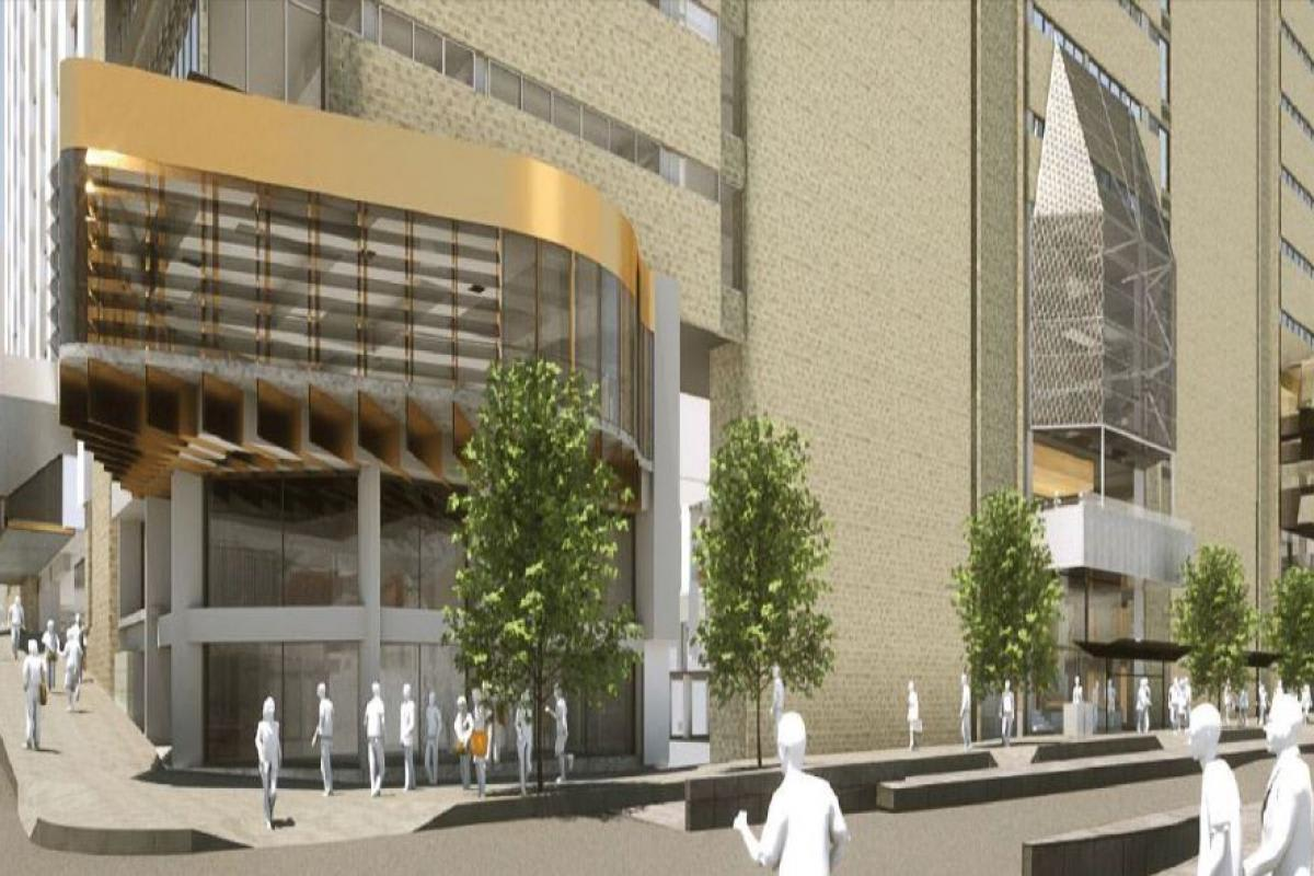In Detail: RMIT's New Academic Street