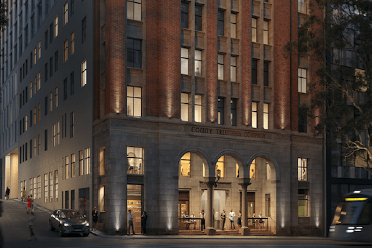 Heritage Hilton: The 1930's inspired hotel to open late 2019