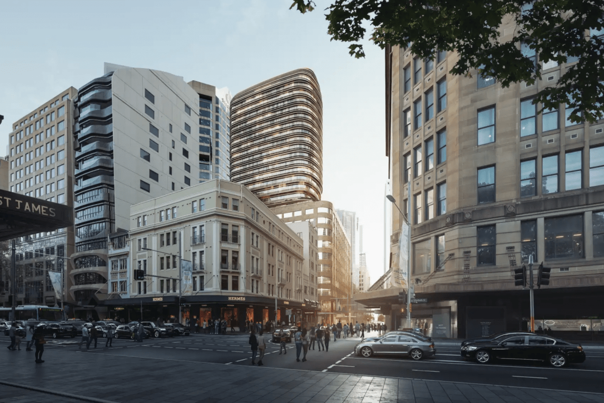 The $300 million overhaul: A luxurious future for Sydney's David Jones menswear store