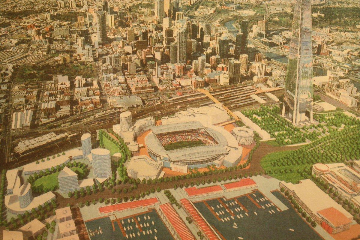 Days of Future Past: Stadium Precinct