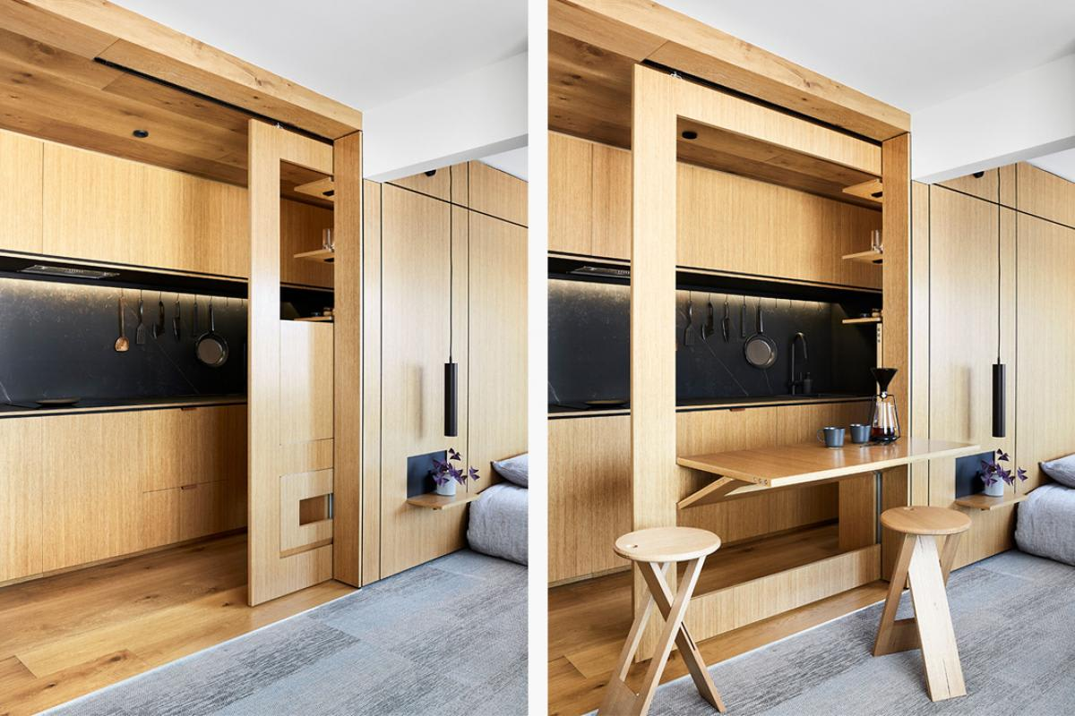 11 Small Apartment Ideas: Create more space following these simple steps