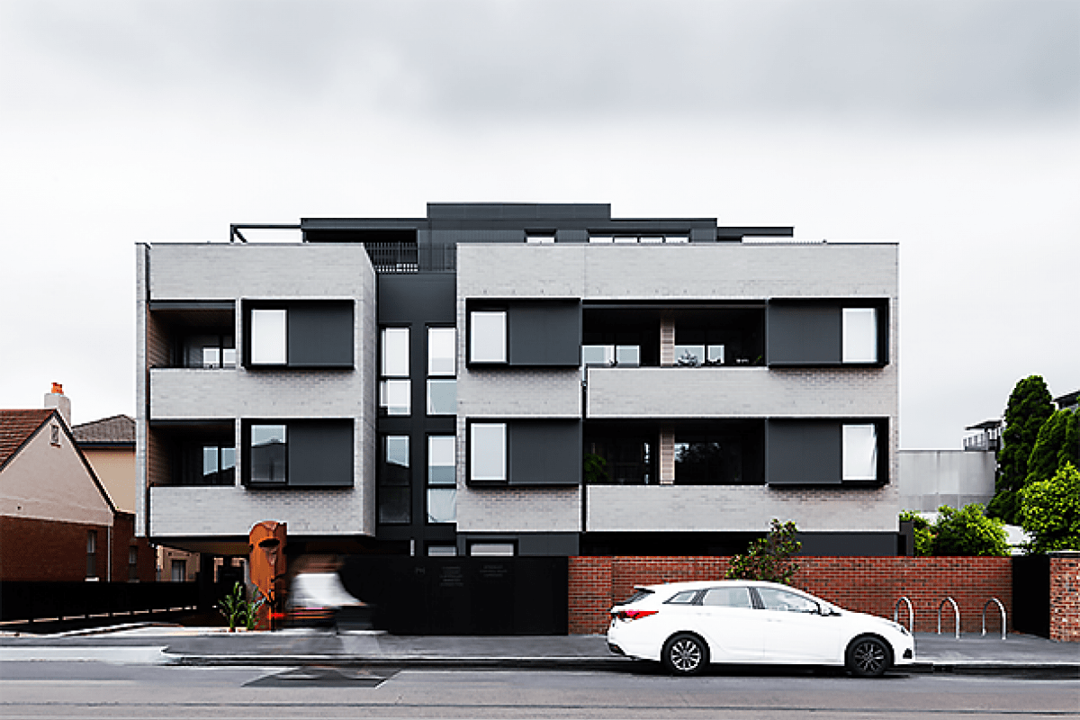 No sinner - SJB's latest apartment project brings a craftman's touch to St Kilda