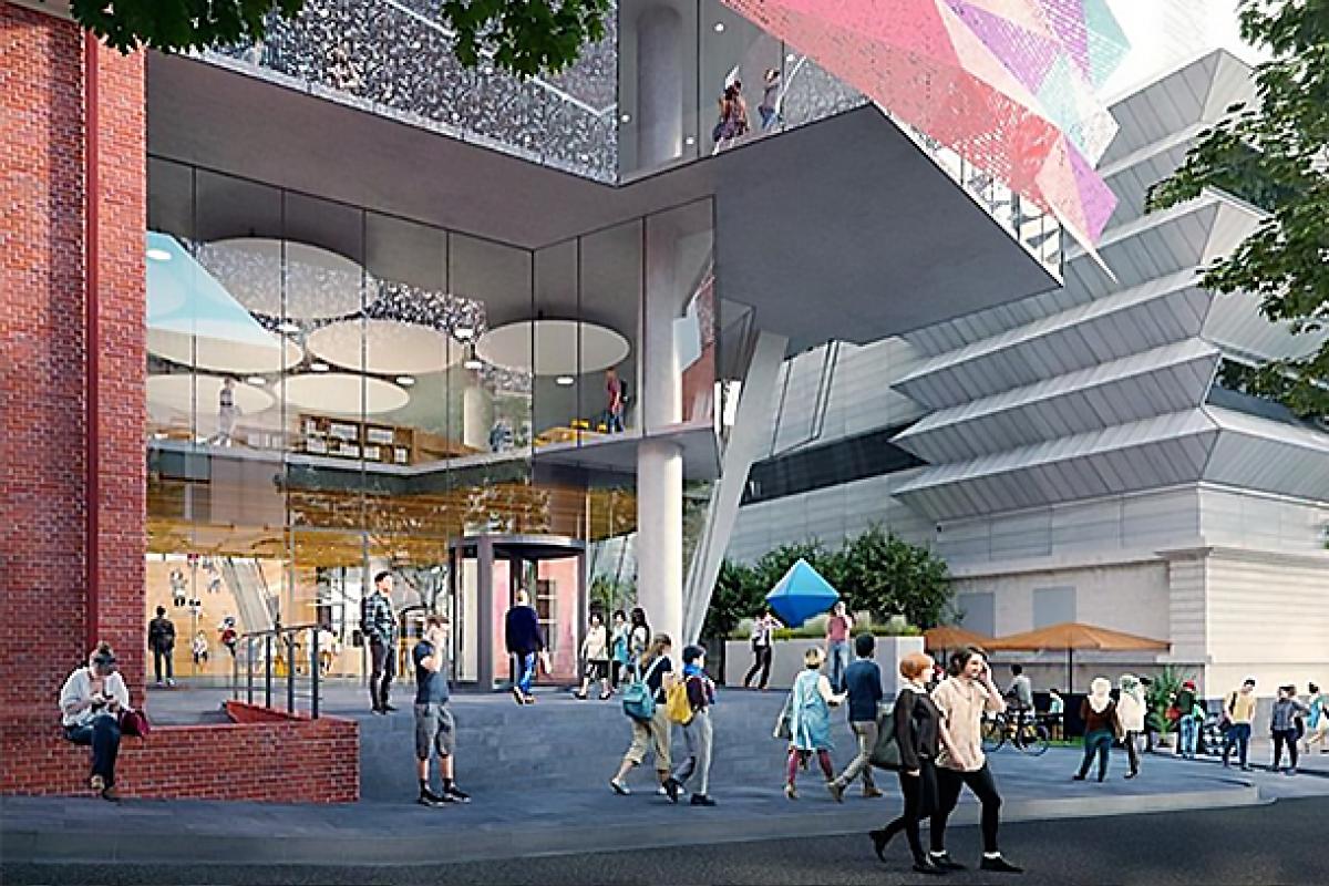 ISPT set to deliver Victoria University's new vertical city