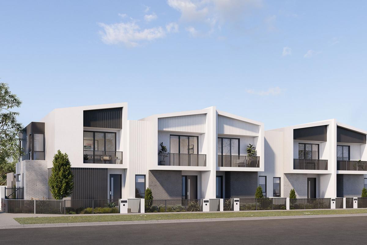 VIP + Mirvac launch sixth Woodlea townhouse development