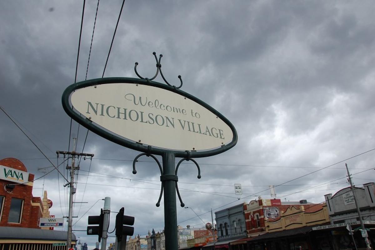 Tour De Nicholson Village