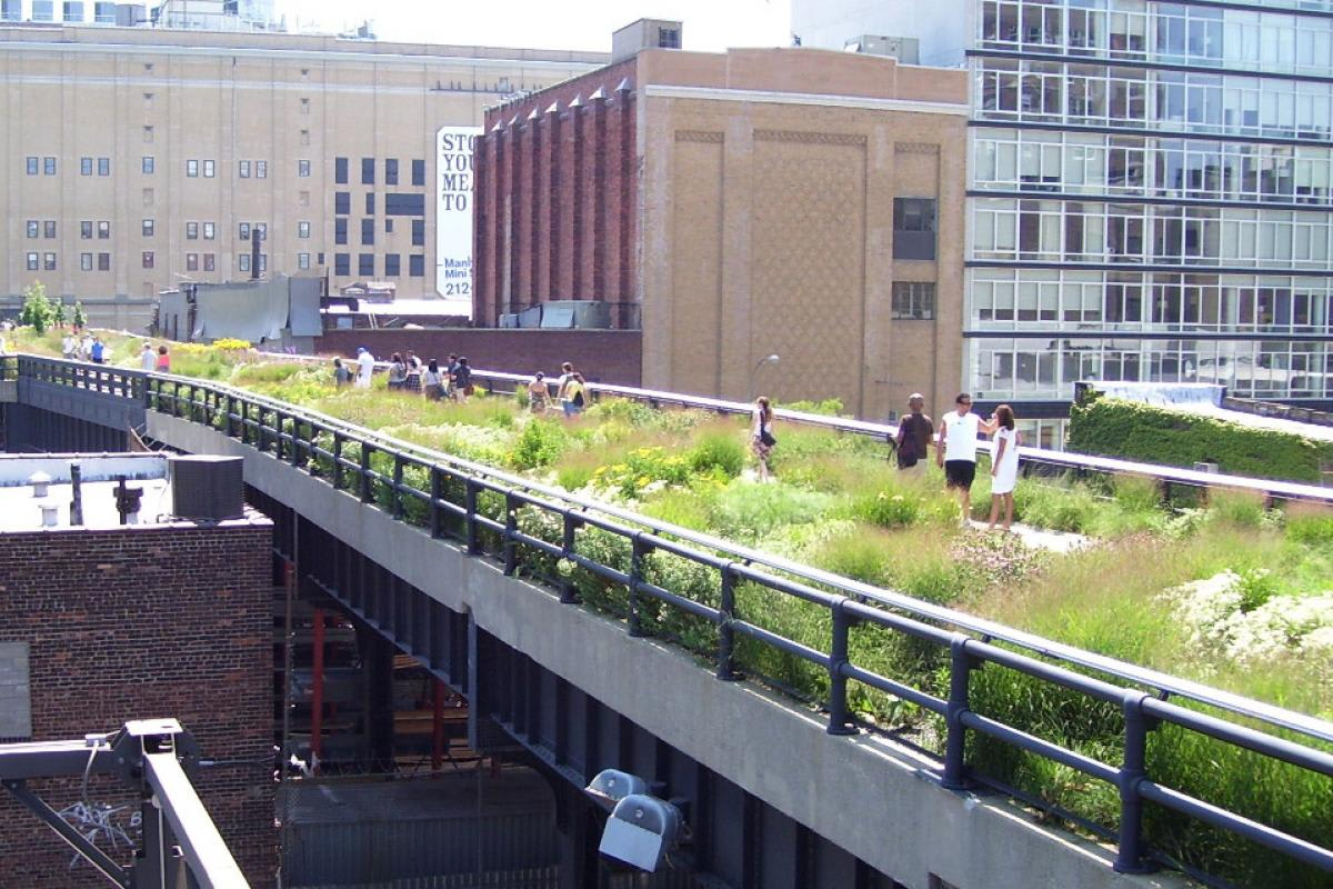 Could Australia build a New York Highline?