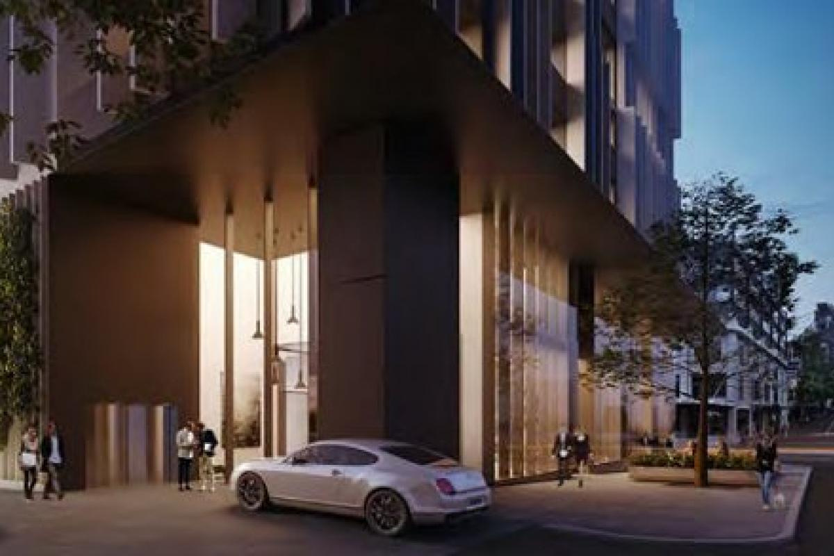 Planning Application > 398 Elizabeth Street