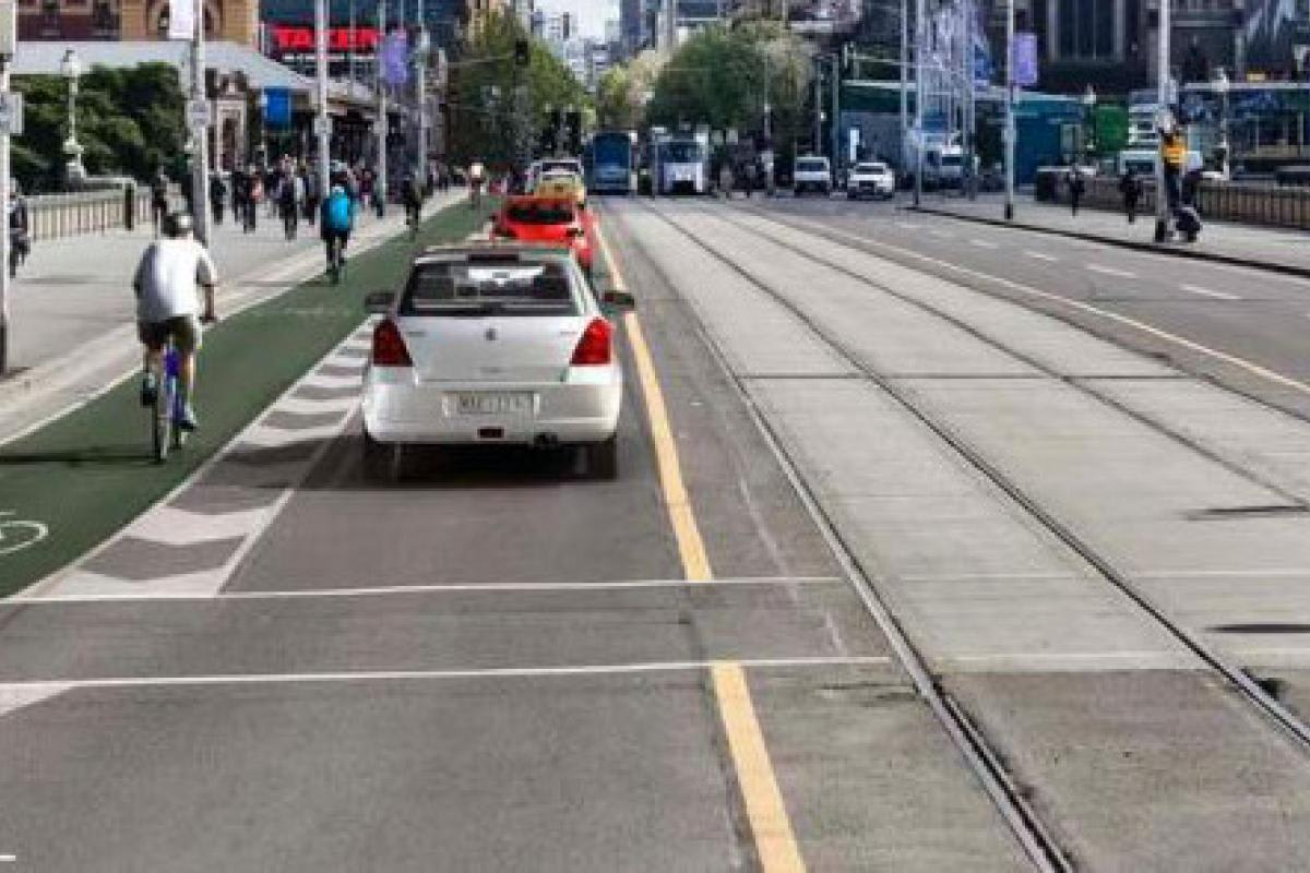 Ride to work? You'll need a bike barrier for that