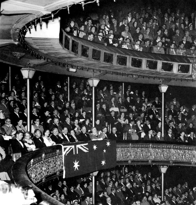 The Titillating Tivoli Theatre