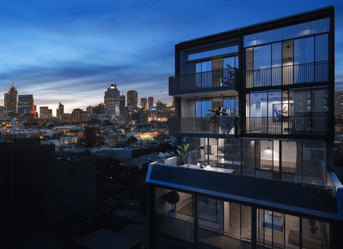 Collingwood is set to welcome a boutique collection of 9 full-floor luxury residences