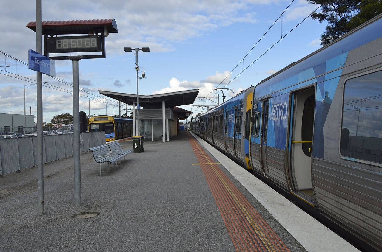 South-east Melbourne's railway upgrades continue with Cranbourne duplication election announcement