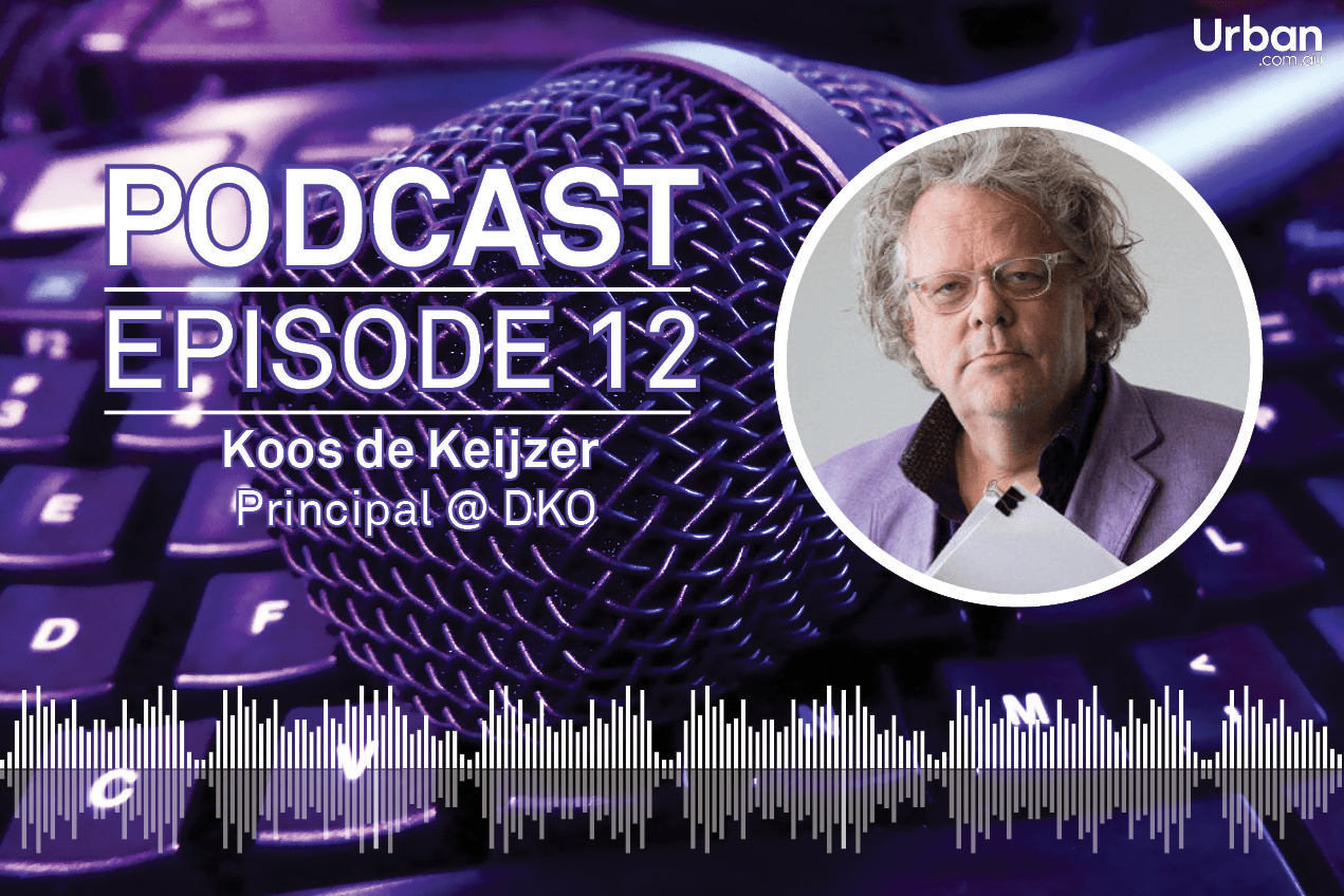 Weekly Podcast: Episode 12 - Koos de Keijzer from DKO