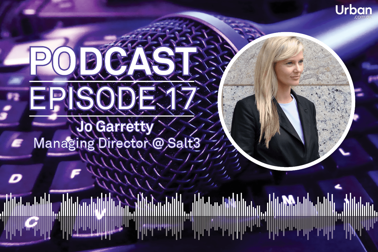 Weekly Podcast: Episode 17 - Jo Garretty from Salt3 discusses traffic and waste management